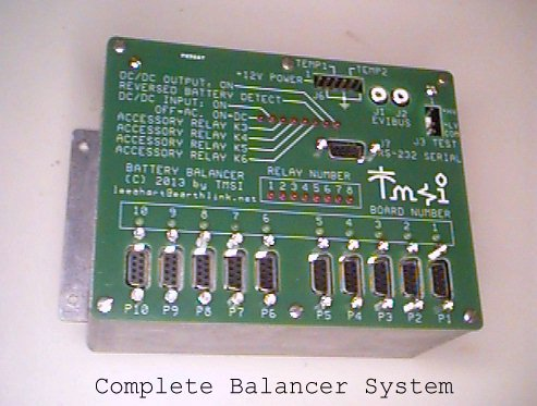 Battery Balancer in Case