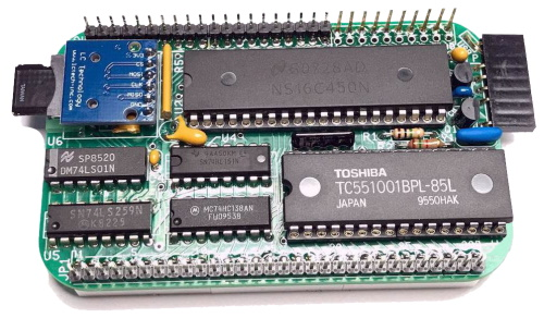The Z80 Membership Card Computer